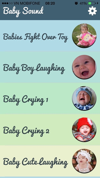 Baby Sound - Baby Cry, Baby Laugh , Kids Sounds