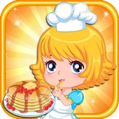 Dessert Pancakes Cake free Cooking games for girls