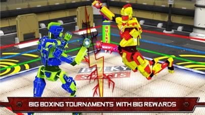 Robots Real Boxing - War robots fights and combat screenshot 3