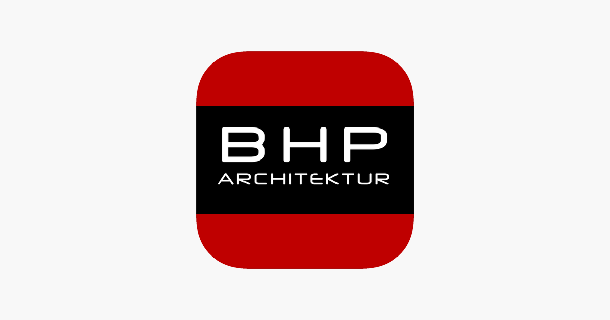 bhp architektur im app store. Black Bedroom Furniture Sets. Home Design Ideas