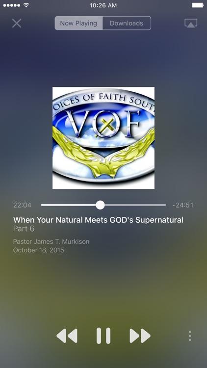 Voices Of Faith South