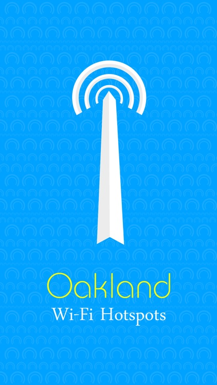 Oakland Wifi Hotspots screenshot-0