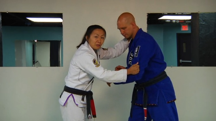 BJJ Gripfighting & Drills screenshot-3