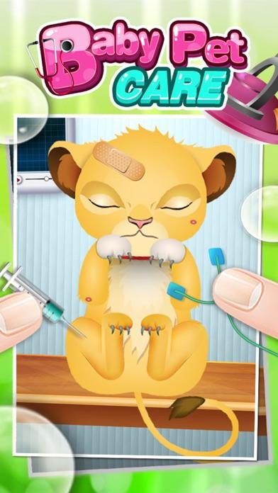ベビーペット獣医博士 - 子供向けゲームのおすすめ画像4