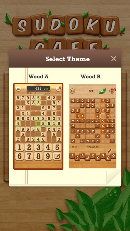 Sudoku Cafe screenshot-2