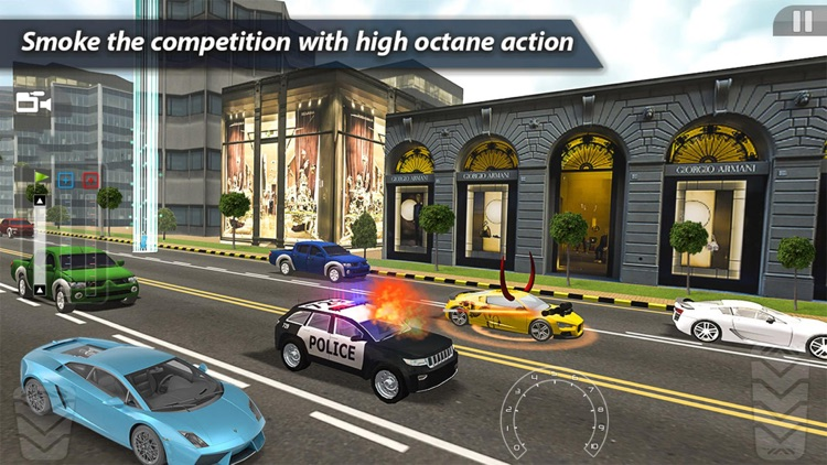 Highway Police Gangster Chase screenshot-1