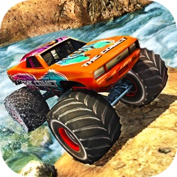Offroad Monster Truck Desert Safari Hill Driving