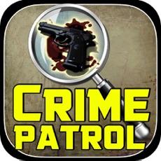 Activities of Hidden Objects:Crime Patrol Hidden Object