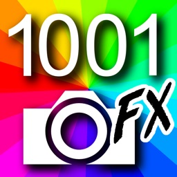 1001 Funky Effects - image fx, filter, color