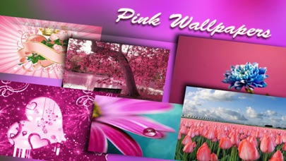 Wallpapers - Pink Edition Pro screenshot one