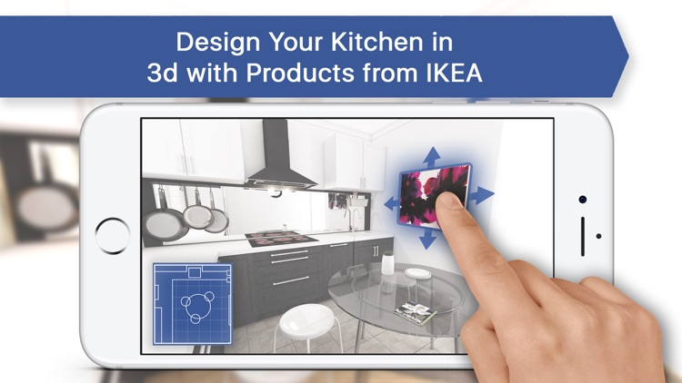 3D Kitchen Design for IKEA screenshot-0