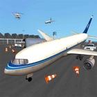 Airport Flight Landing 3D: Don't Crash! icon
