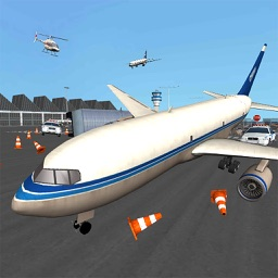Air-plane Parking 3D Sim-ulator