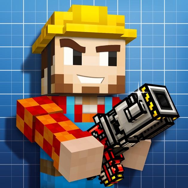 pixel gun 3d pc