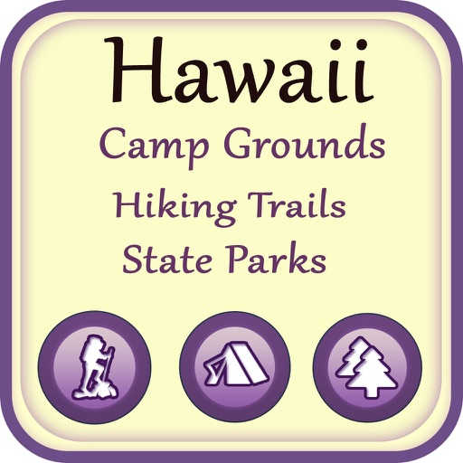 Hawaii Campgrounds & Hiking Trails,State Parks