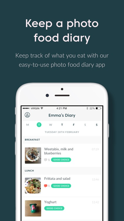 Buddle - Your personal diet coach