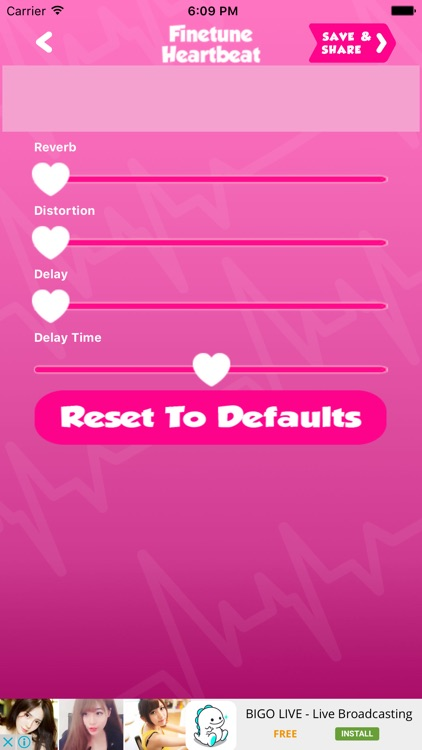 My Baby's Beat - Baby Heart Monitor Heartbeat