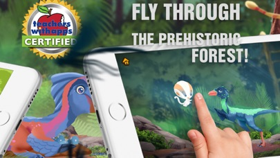 Ginkgo Dino: Dinosaurs World Game for Kids screenshot two