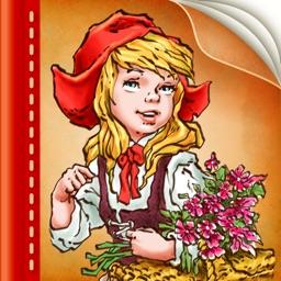 Little Red Riding Hood smart book