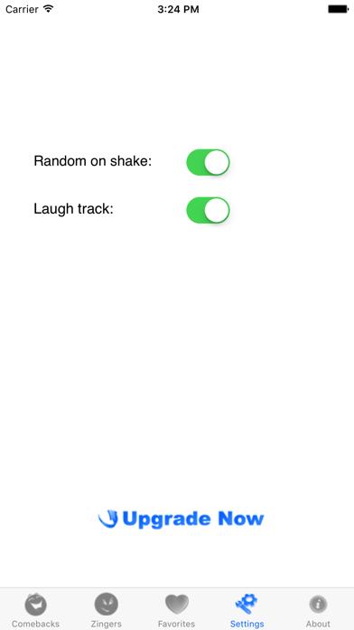 iZingerLite screenshot four