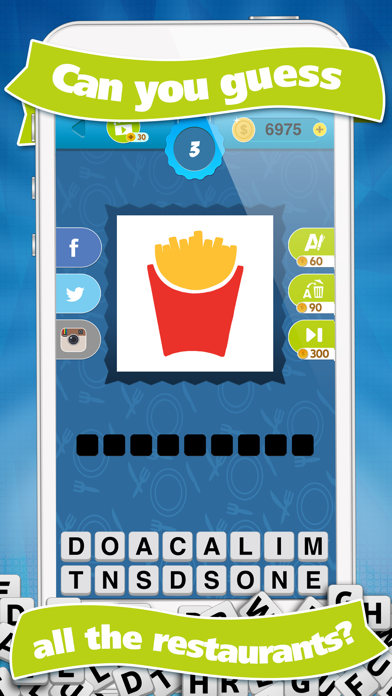 Descargar What's the Restaurant? Logo Image Recognition Quiz para Android