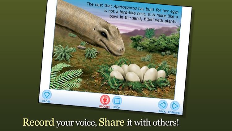 Smithsonian Prehistoric Pals Collection screenshot-3