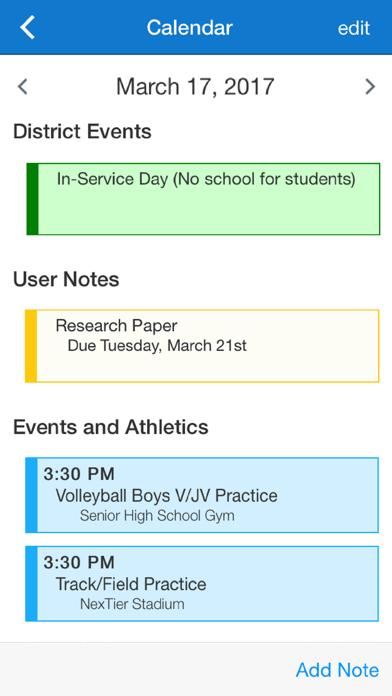 Seneca Valley School District screenshot three