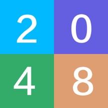 2048-拥有4x4和5x5两种棋盘的快乐益智游戏
