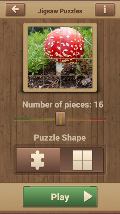 Jigsaw Puzzles - Logical Game for Kids and Adults
