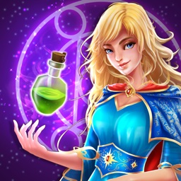 Magic Potion - The Story and Adventures of a Witch