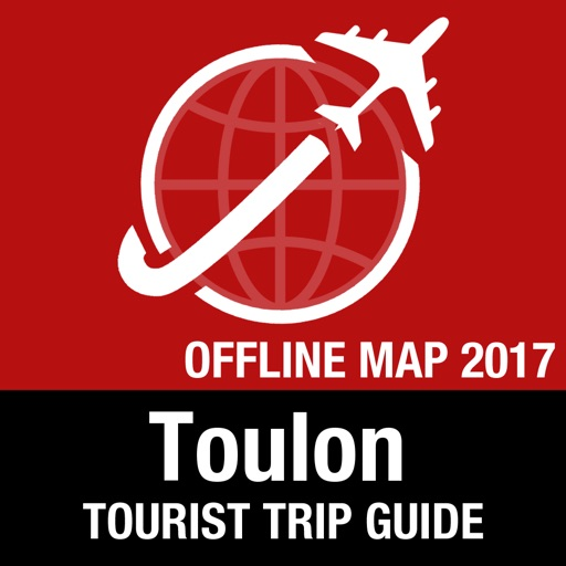 Toulon Tourist Guide + Offline Map by OFFLINE MAP TRIP ...