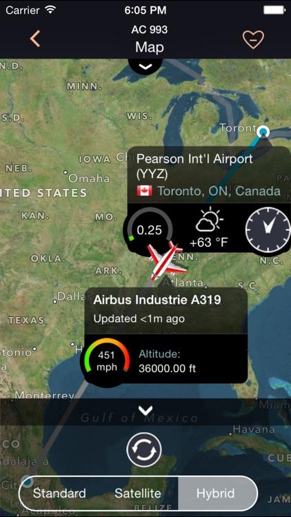 Airline Flight Status Tracker screenshot-0