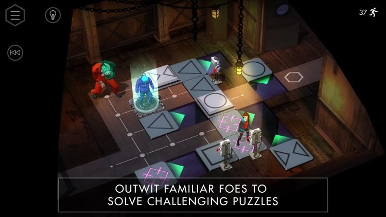Orphan Black: The Game screenshot-3