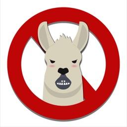 Drama Llama Stickers & Emojis