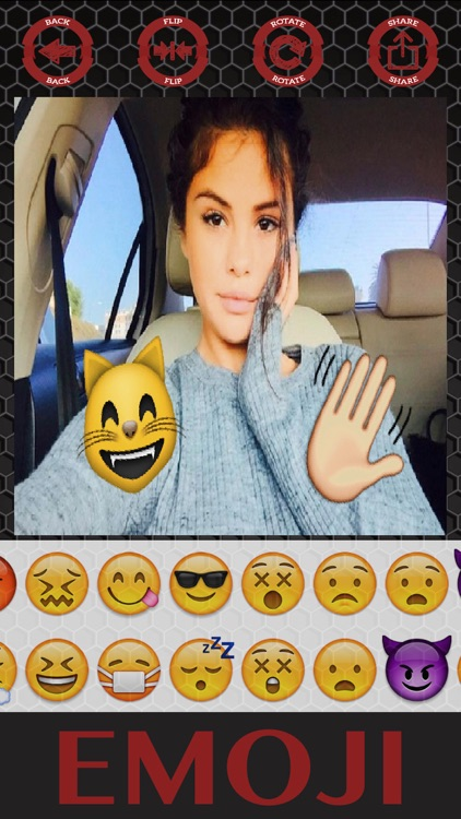 Emoji stickers photo editor sticker maker screenshot-3