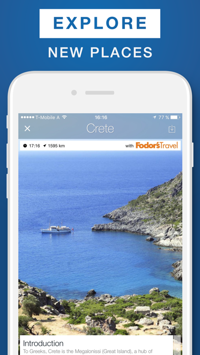 Crete - Travel Guide & Offline Map