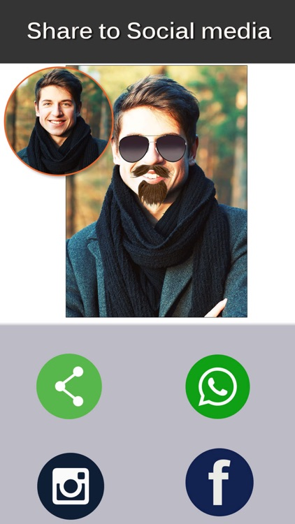 Hipster Maker-Free face changer photomontage screenshot-4