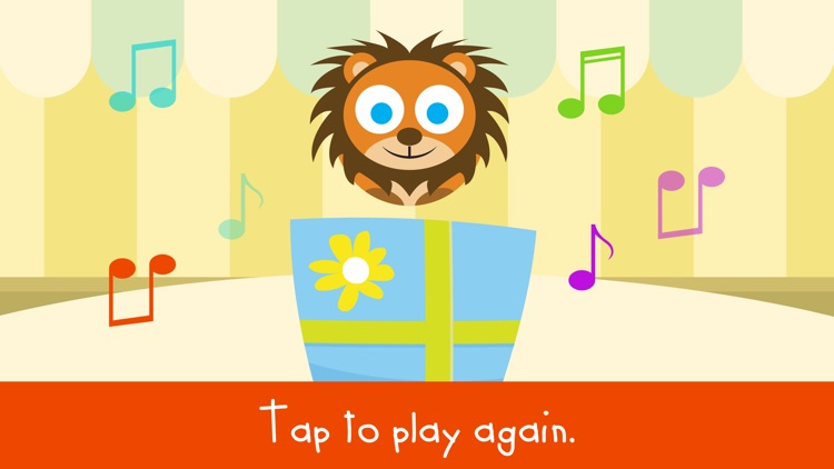 Jack In The Box - Cause and Effect Infant Game screenshot-3