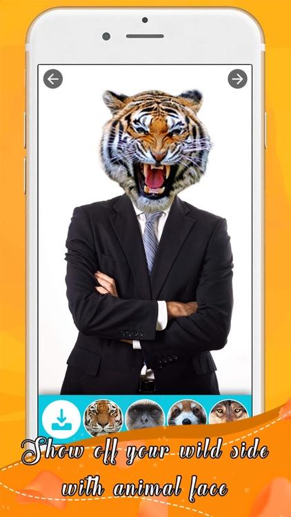 Animal Face Swap : Photomontage For Fun