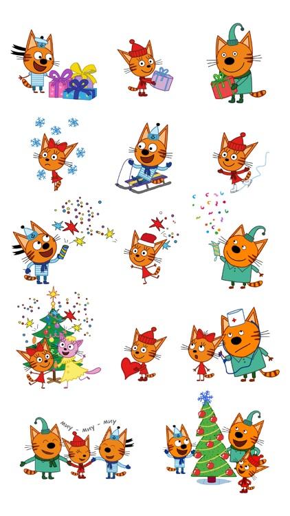 Kid-E-Cats: Winter