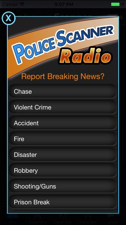 Police Radio screenshot-4