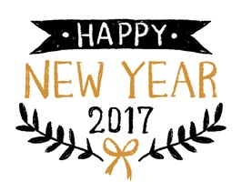 Fantastic New Year Sticker