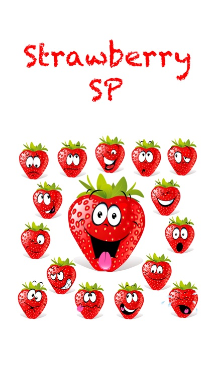 Strawberry SP emoji screenshot-4