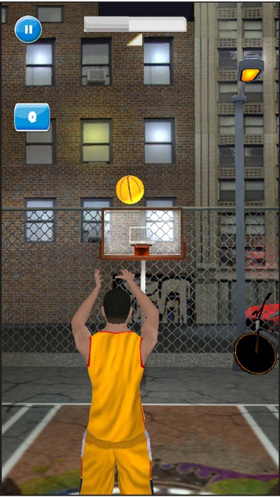 Real Bassketball Pro 3D screenshot two