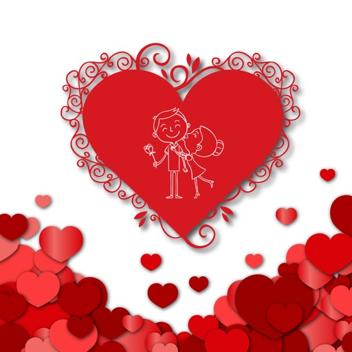 Love couples GIF Stickers