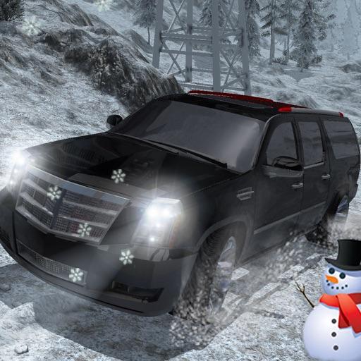 Offroad Escalade Snow Driving – 4x4 Crazy Drive 3D iOS App