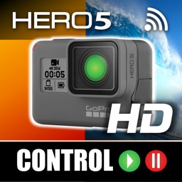 Remote Control for GoPro 5