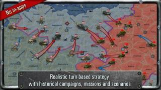 Screenshot #2 pour Strategy & Tactics WW2 Premium