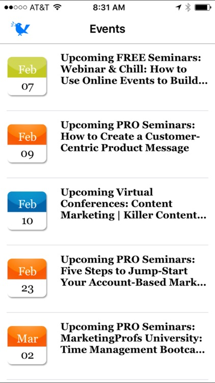 MarketingProfs screenshot-3