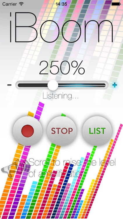 iBoom - Volume Booster screenshot-2